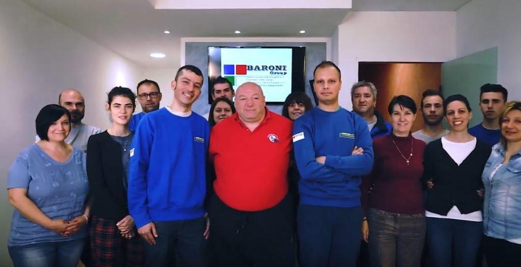 Gruppo baroni group