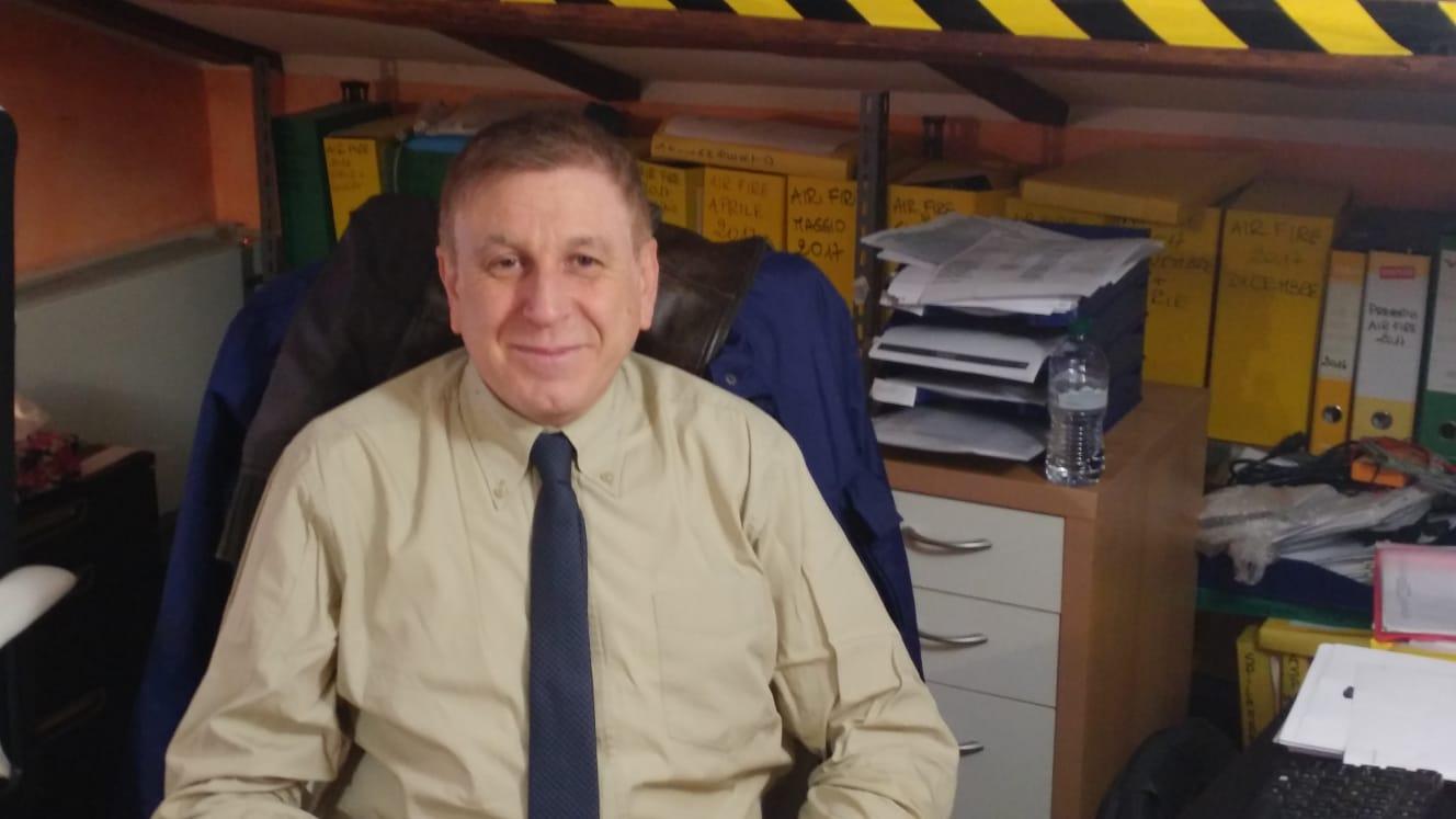Alberto Balocchi direttore di produzione